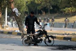 مقتل 5 في هجوم انتحاري على كنيسة غرب باكستان