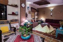 Iranian style decoration