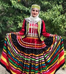 women costume in Gilan Province