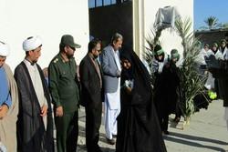 کاروان دختران دانش آموز مهرستان به مناطق عملیاتی جنوب اعزام شد