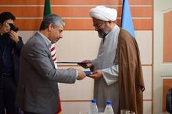 تبلیغات اسلامی و دادگستری بوشهر تفاهم همکاری امضا کردند