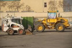 آمادگی هزار و ۱۸۰ خودرو برای روزهای برفی/ کاهش ۳۰ درصدی مصرف نمک