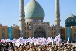 صبحگاه بیعت با امام عصر(عج) در مسجد جمکران برگزار شد