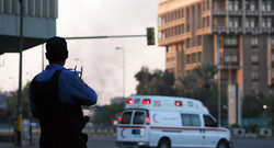 At least 17 people killed in terrorist attack in Baghdad