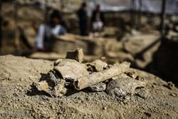 کاوشهای باستانشناسی در میدان امام خمینی(ره)  همدان