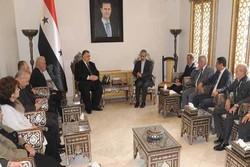حموده صباغ: اولویت کنونی سوریه غلبه نهایی بر تروریسم است