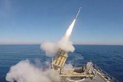 رژیم صهیونیستی «گنبد آهنین دریایی» را عملیاتی کرد