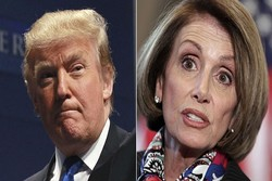 پلوسی: استیضاح ترامپ ارزش از دست دادن اکثریت مجلس نمایندگان را دارد