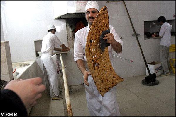 جوش شیرین در ۹۹ درصد نان تولیدی اردبیل مصرف نمیشود