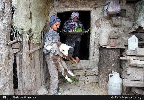 Marmeh ritual in Mazandaran