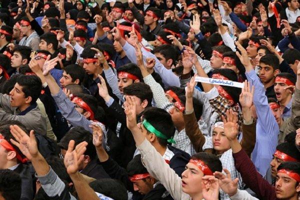 اجتماع بزرگ «دانش آموزی » در استان گیلان برگزار می شود