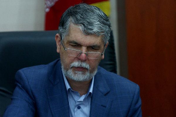 پیام وزیر ارشاد در پی سانحه سقوط هواپیمای مسافربری تهران- یاسوج