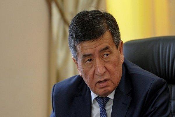 رئیس جمهور جدید قرقیزستان با پوتین دیدار میکند