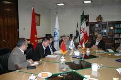 China makes contributions to WFP Iran to support afghan and Iraqi refugees