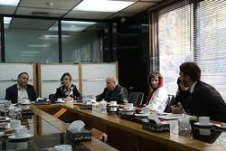 دیدار آلمانی ها از موزه هنرهای معاصر تهران