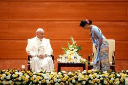 سفر پاپ به میانمار