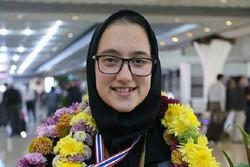 دختر کماندار ایران صاحب سهمیه المپیک آرژانتین شد