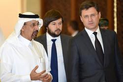 دیدار وزرای نفت روسیه و عربستان قبل از آغاز مذاکرات اوپک