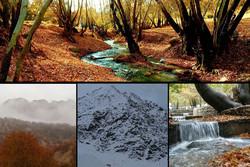 مجموعهای از جاذبههای پاییزی/ گشتوگذار در «تنگ سریز» برفبازی در «دنا»