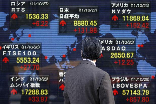 بانک مرکزی اروپا نرخ بهره را کاهش نداد/ سهام آسیایی افت کرد