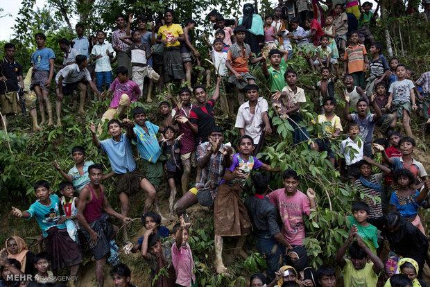 مسلمانان روهینگیا در بنگلادش