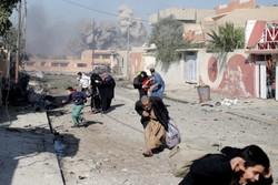 حملات هوایی ائتلاف آمریکا به عراق و سوریه