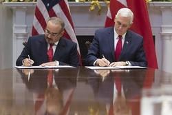 قرارداد ۲.۳ میلیارد دلاری فروش اف- ۱۶ آمریکا به منامه امضاء شد