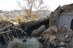 زلزال كرمان يخلف 51 جريحا ويدمر بعض المنازل القديمة