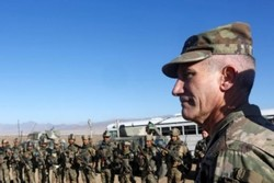 فرمانده آمریکایی: عملیات ضدداعش در افغانستان افزایش مییابد