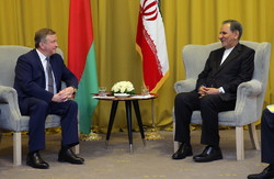 Tehran stresses resolve to bolster ties with Minsk