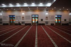 ظرفیت مسجد جامع بندرعباس در فازهای اول و دوم ۱۱ هزار نفر است