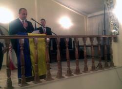 Romanian Ambassador Adrian Kozjacski