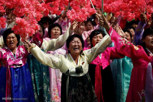 محبوبیت رهبر کره شمالی