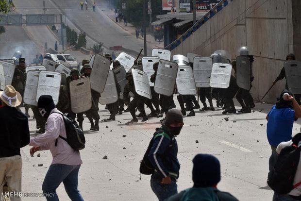 تواصل أعمال العنف في هندوراس احتجاجا على ارتفاع الأسعار
