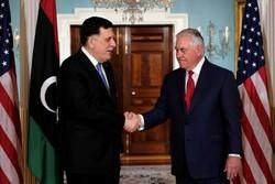 دیدار مقامات آمریکا و لیبی