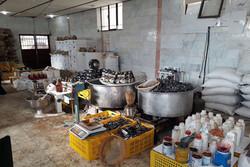 انهدام باند تهیه و توزیع قهوه و نسکافه غیر بهداشتی در فارس