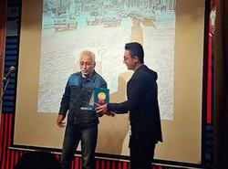 برتری هنرمند کرمانشاهی در جشنواره عکس خبری و مطبوعاتی«دوربین.نت»