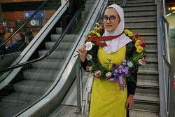 سوگند رحمانی: هدفم کسب مدال تیروکمان المپیک آرژانتین است
