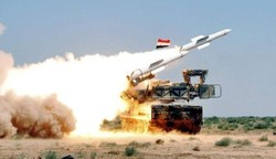Syrian Air Defense intercepts Israeli missile aggression in Damascus