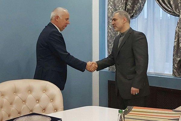 Iran, Belarus discuss transportation coop.