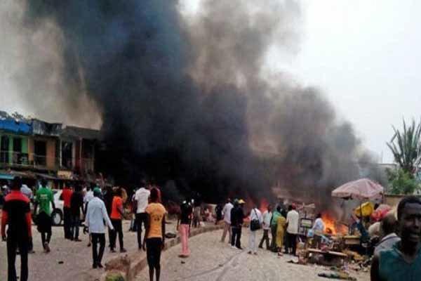 حمله به یک مسجد در نیجریه ۱۴ کشته بر جا گذاشت