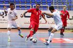 دیدار تیمهای ملی فوتسال ایران و آذربایجان