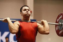 علی میری - وزنه برداری