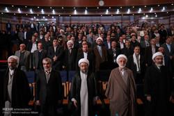 افتتاح ملتقى السلطة القضائية بحضور رؤساء السلطات الثلاث