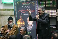 مراسم یادبود مرحوم حبیب الله چایچیان