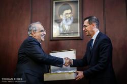 Iran, Hungary explore expansion of economic ties