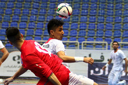 İran ile Azerbaycan'dan futsal maçı