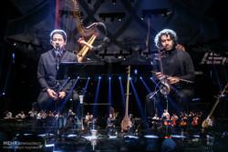 اجرای کنسرت همایون شجریان، تهمورس و سهراب پورناظری در تالار وزارت کشور
