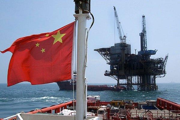 واردات نفت خام چین افزایش یافت