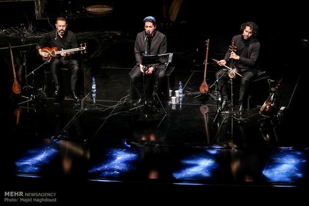 İranlı müzisyen Şeceryan İstanbul'da konser verecek